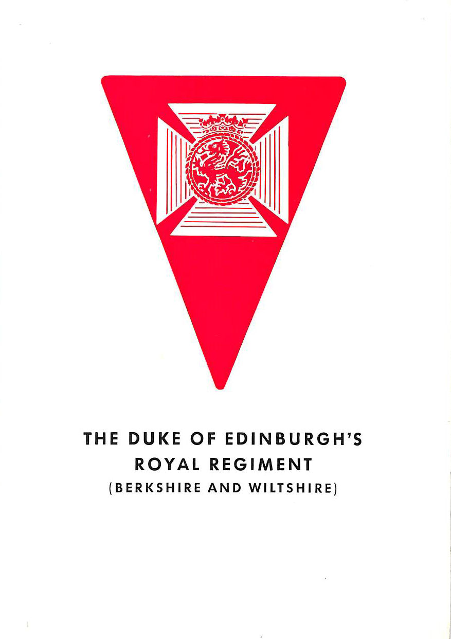 Image for The Duke of Edinburgh's Royal Regiment (Berkshire and Wiltshire)