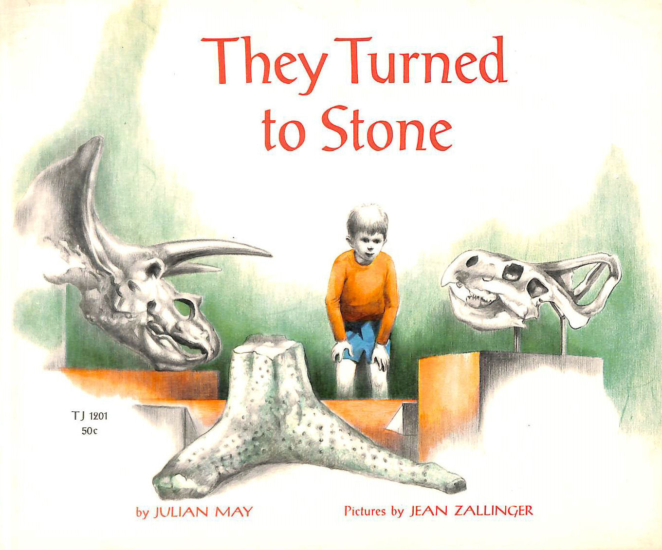 Image for They Turned To Stone