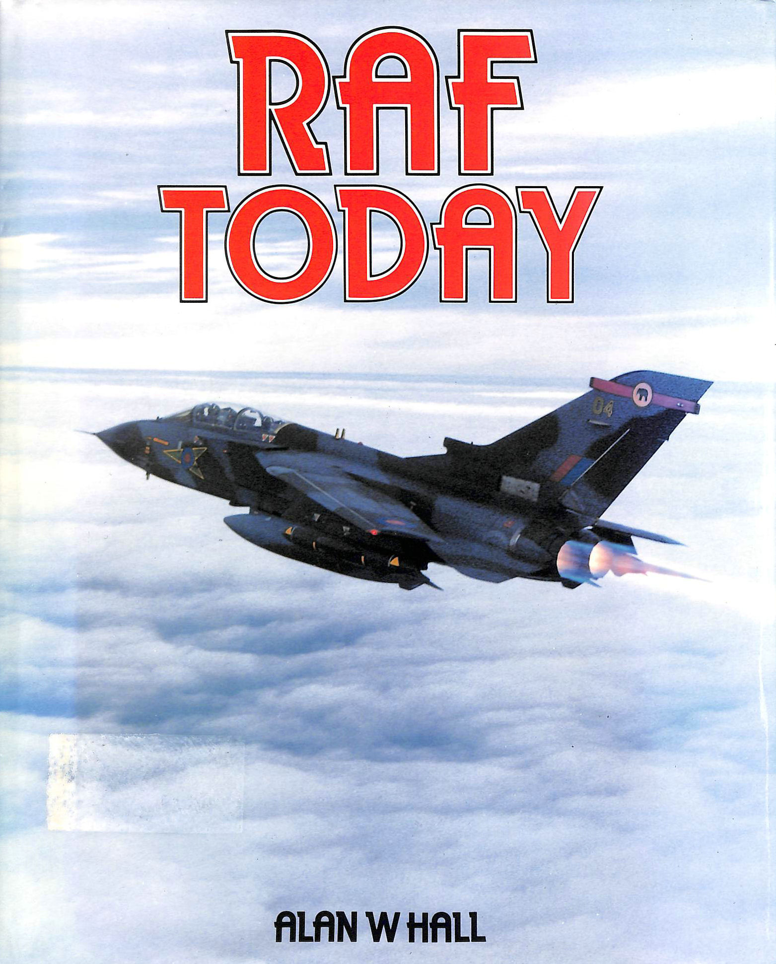 Image for RAF TODAY.