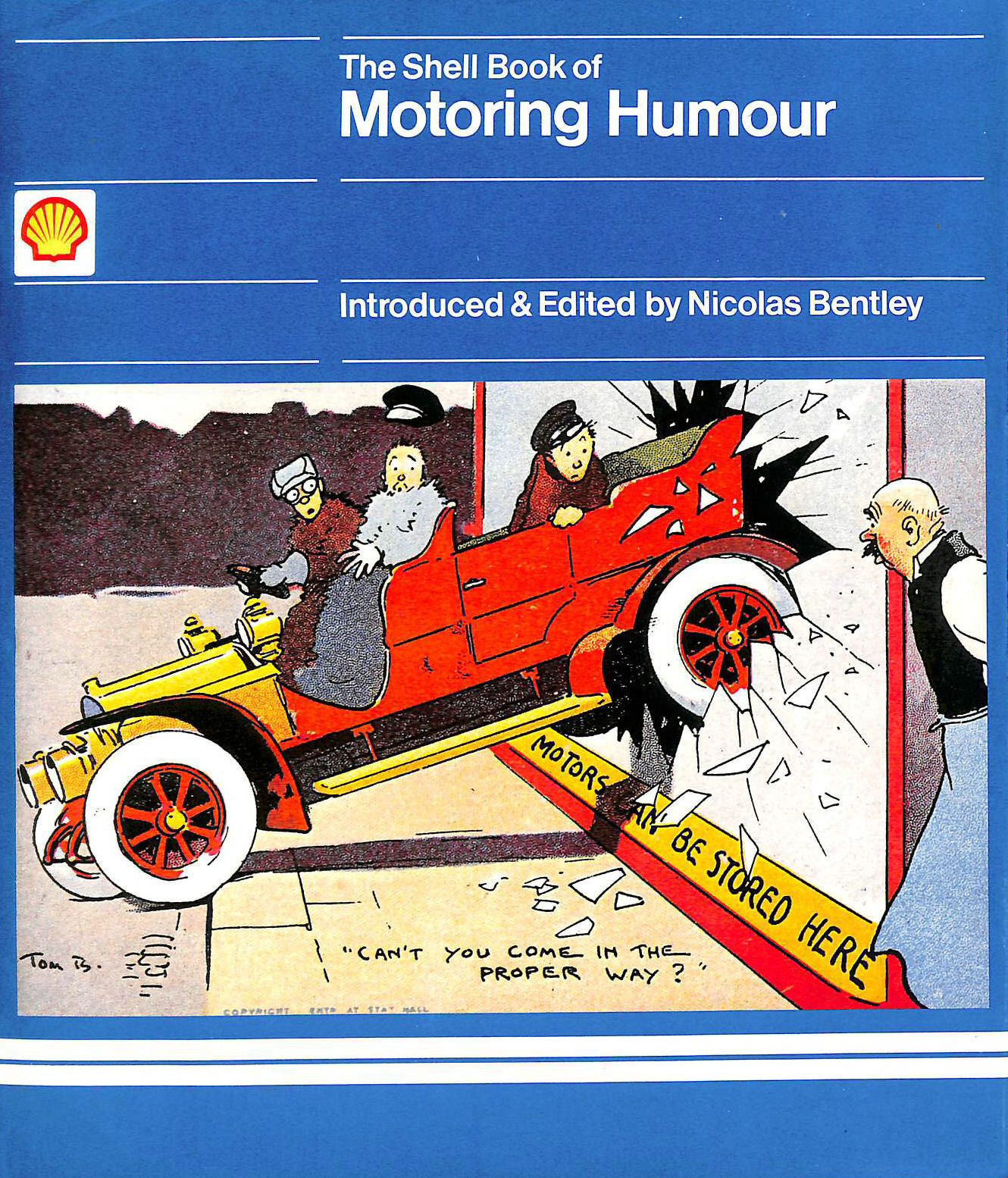 Image for Shell Book of Motoring Humour