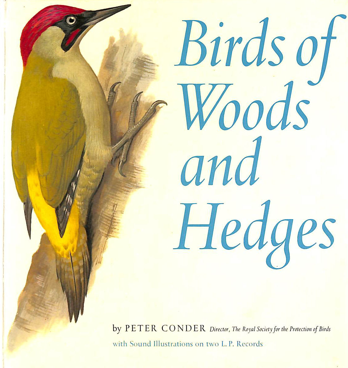 Image for Birds of Woods and Hedges