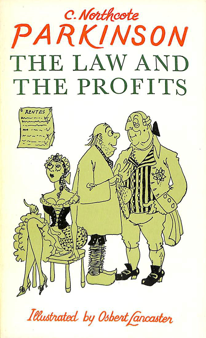 Image for The law and the Profits.