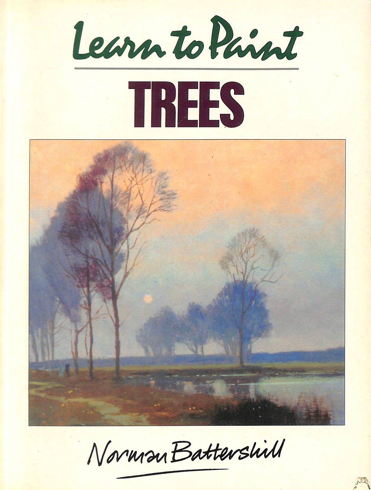 Image for Learn to Paint Trees (Collins Learn to Paint)