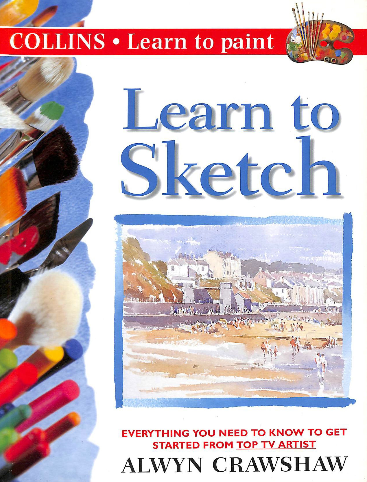 Image for Collins Learn to Sketch