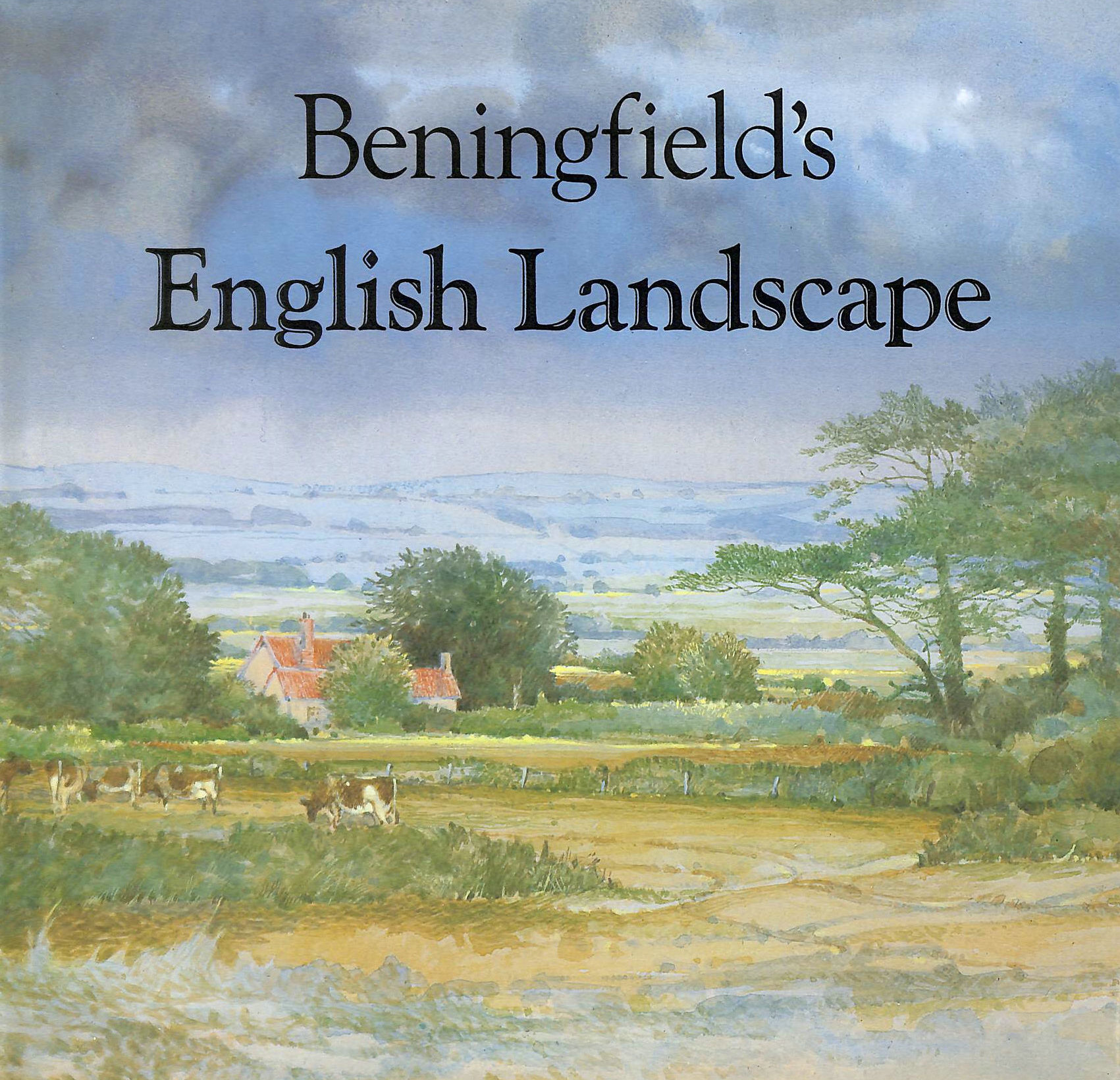 Image for Beningfield's English Landscape
