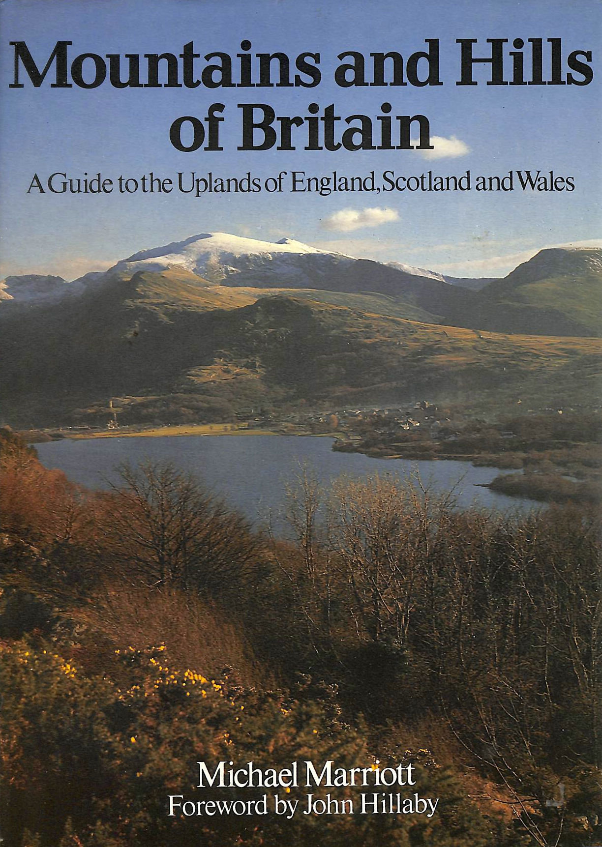Image for Mountains and Hills of Britain: A Guide to the Uplands of England, Scotland and Wales (An Adkinson Parrish book)