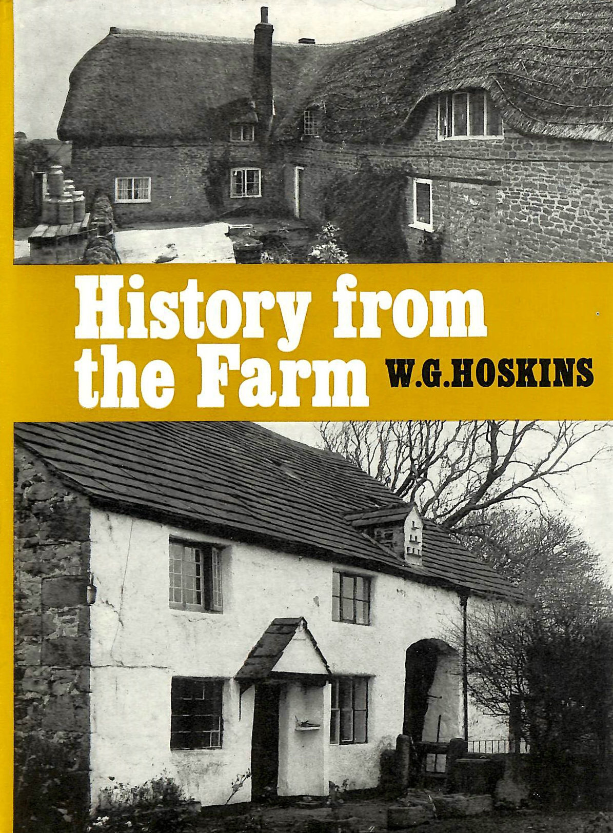 Image for History from the Farm