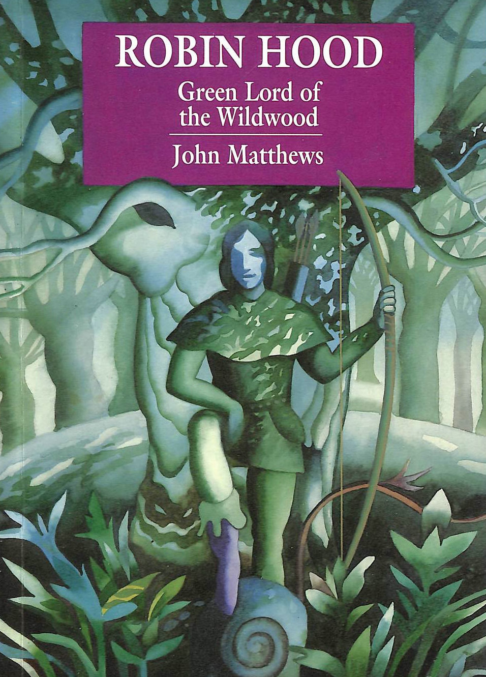 Image for Robin Hood: The Green Lord of the Wildwood