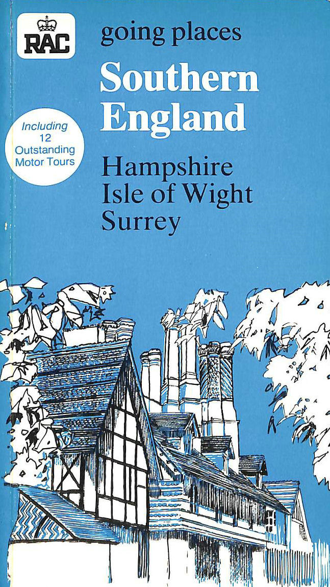 Image for Southern England: Hampshire, Isle of Wight, Surrey (Going Places)