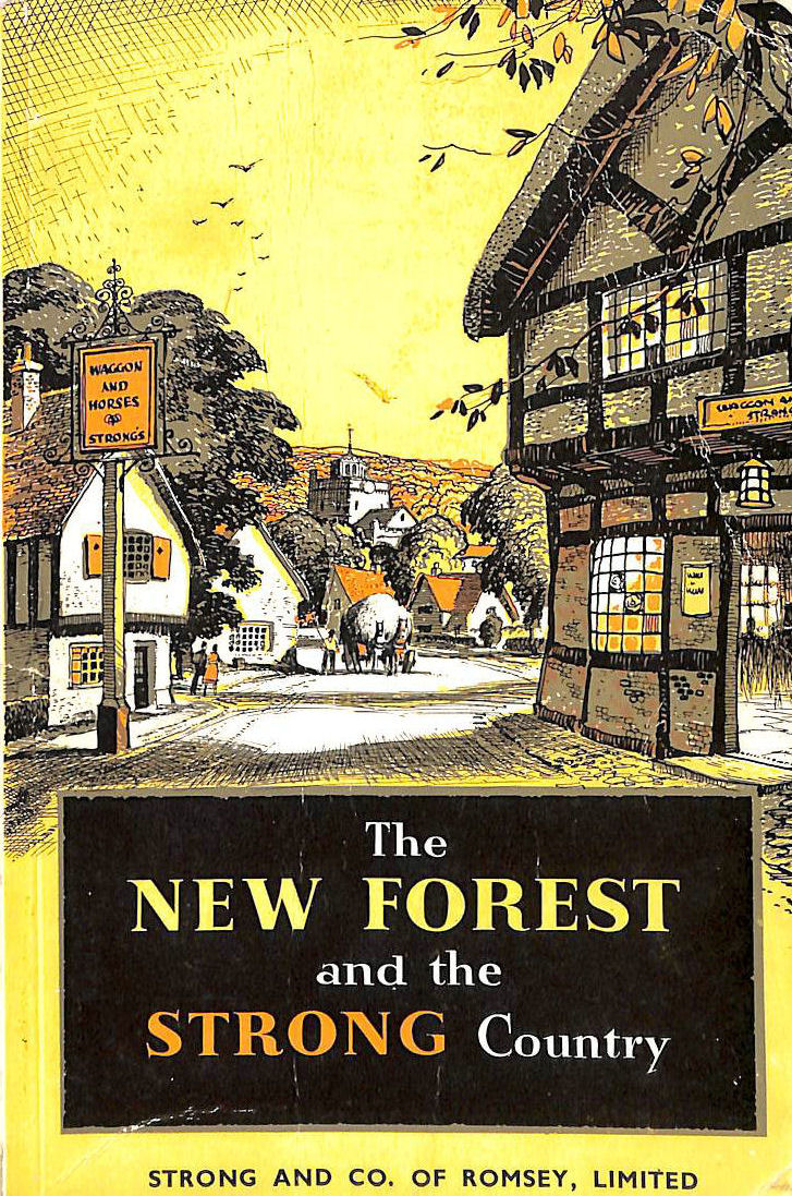 Image for The New Forest and the Strong Country