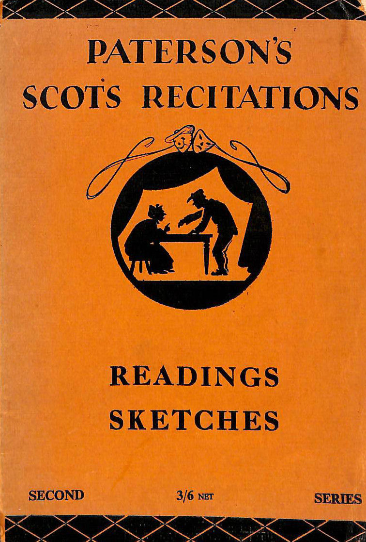 Image for Paterson's Scots Recitations