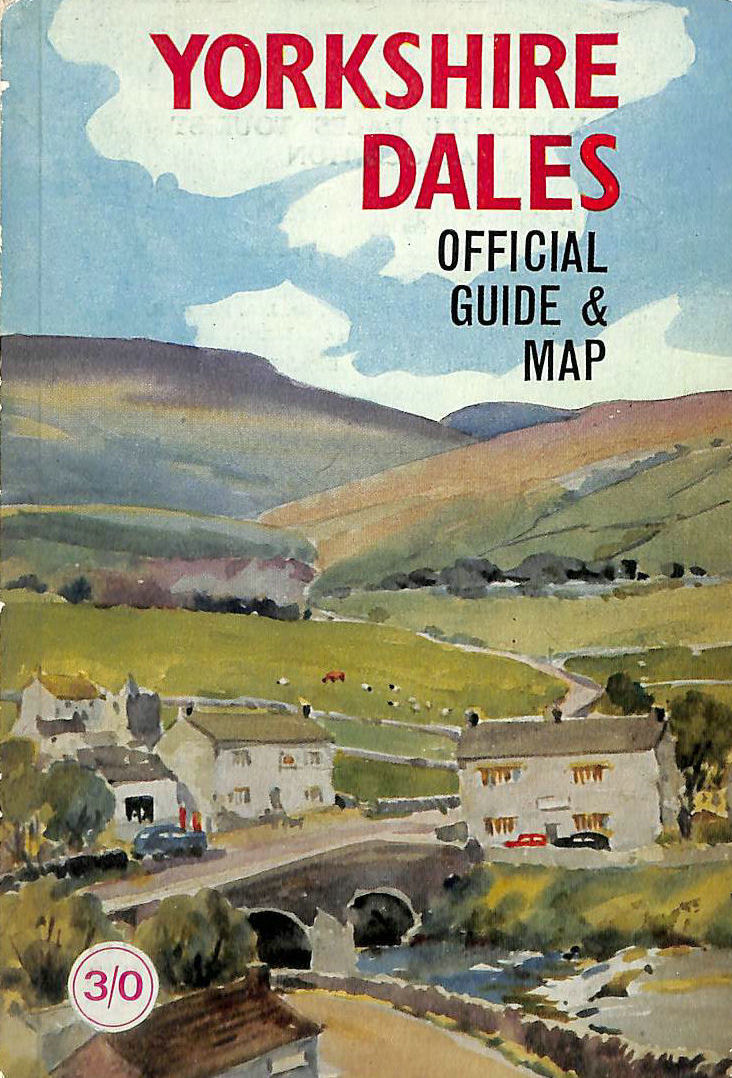 Image for The Yorkshire Dales Official Guide with Map