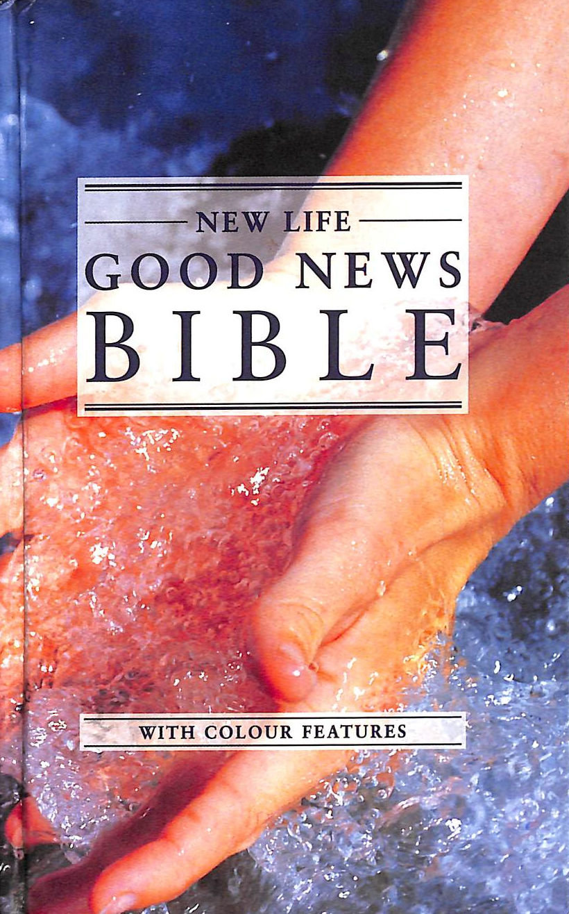 Image for Good News Bible: Good News Bible - New Life (Bible Gnb)