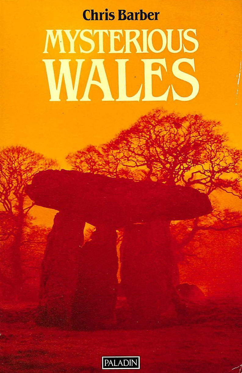 Image for Mysterious Wales (Paladin Books)