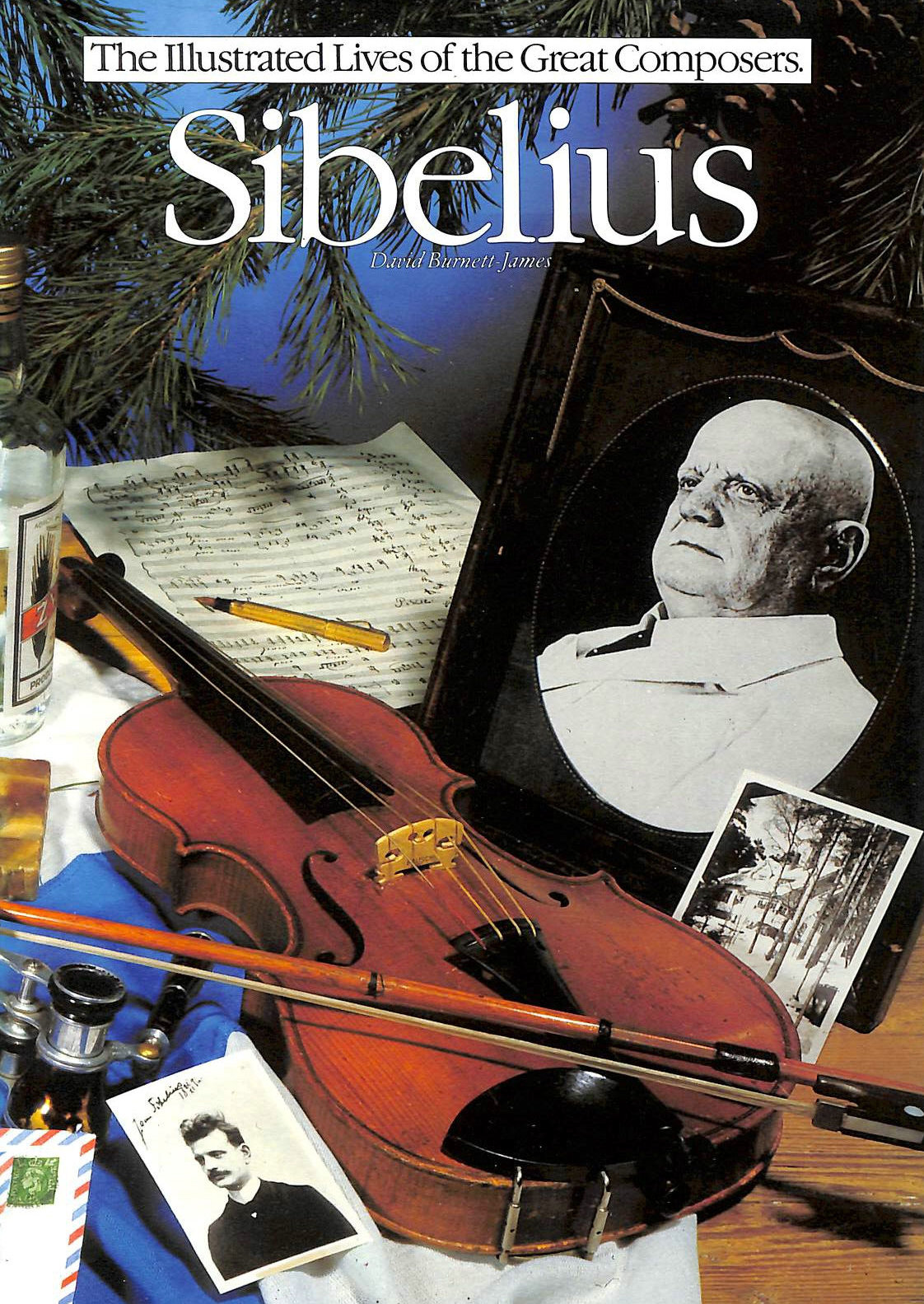 Image for Sibelius (Illustrated Lives of the Great Composers)