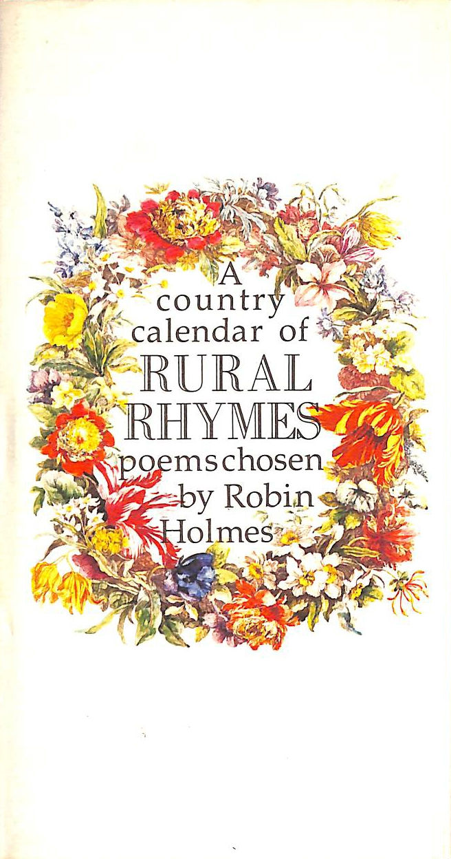 Image for Rural Rhymes: Country Calendar of Poems