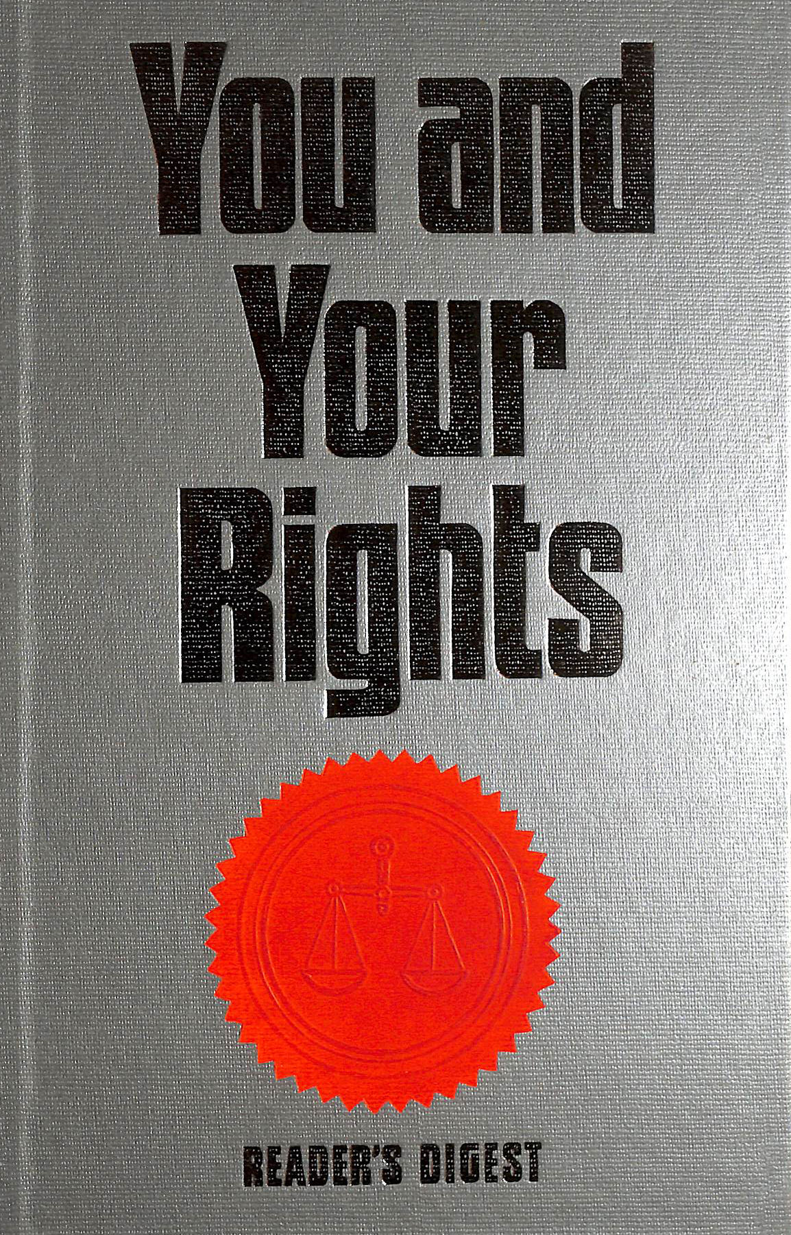READER'S DIGEST - You and Your Rights