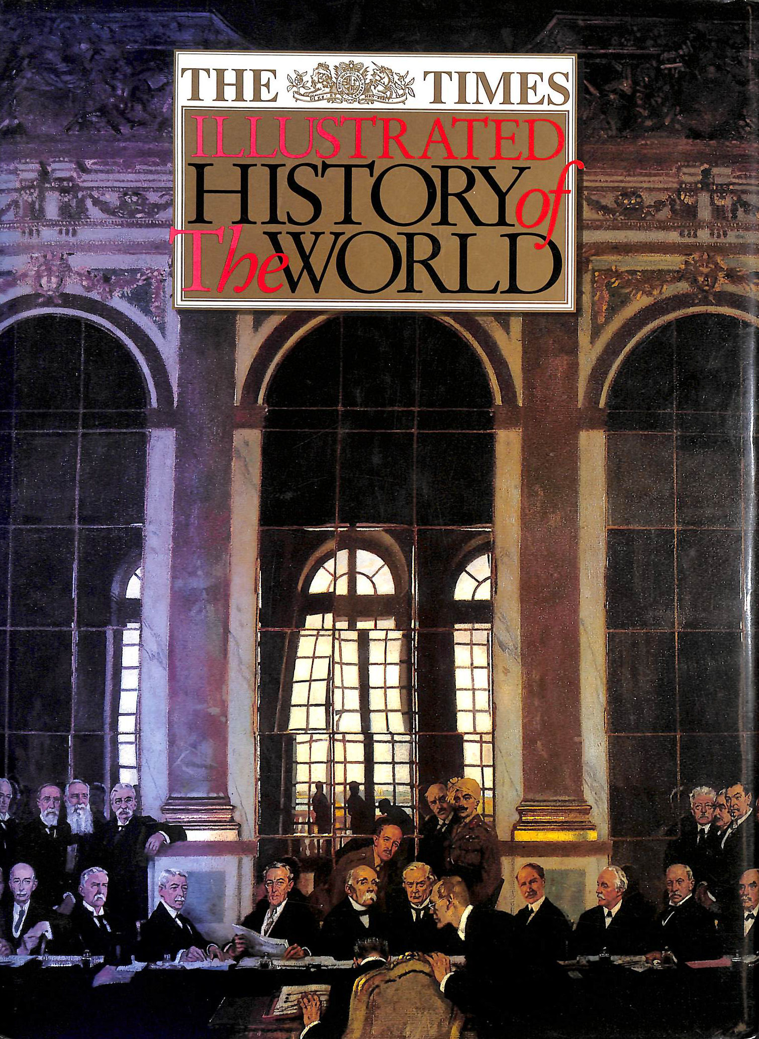 Image for Times Illustrated History of the World