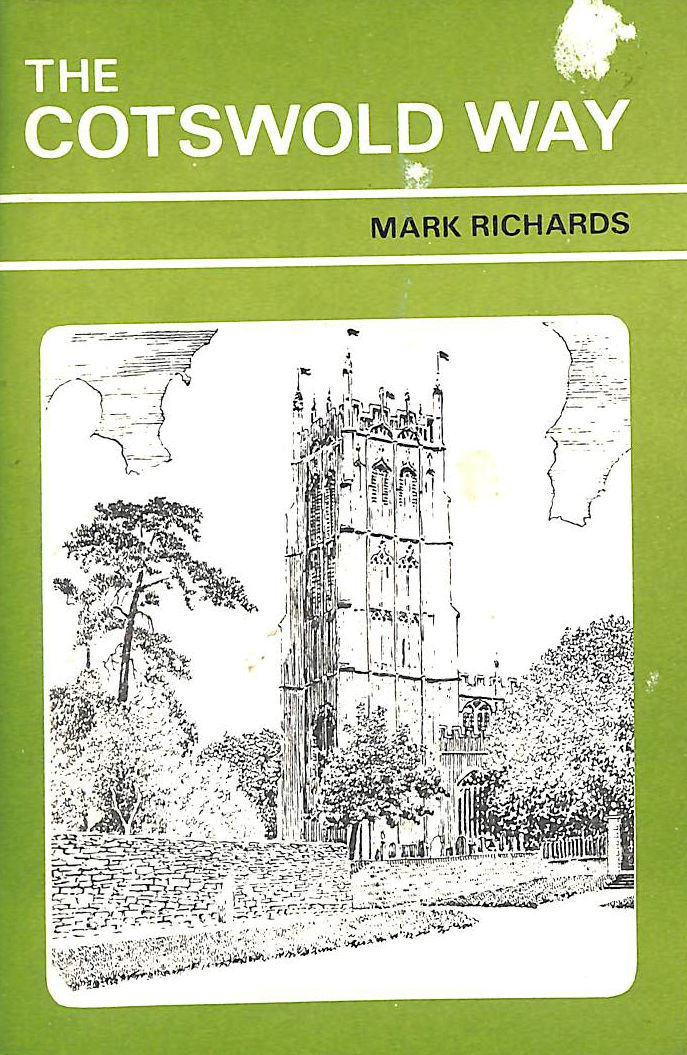Image for Cotswold Way: A Walker's Guide