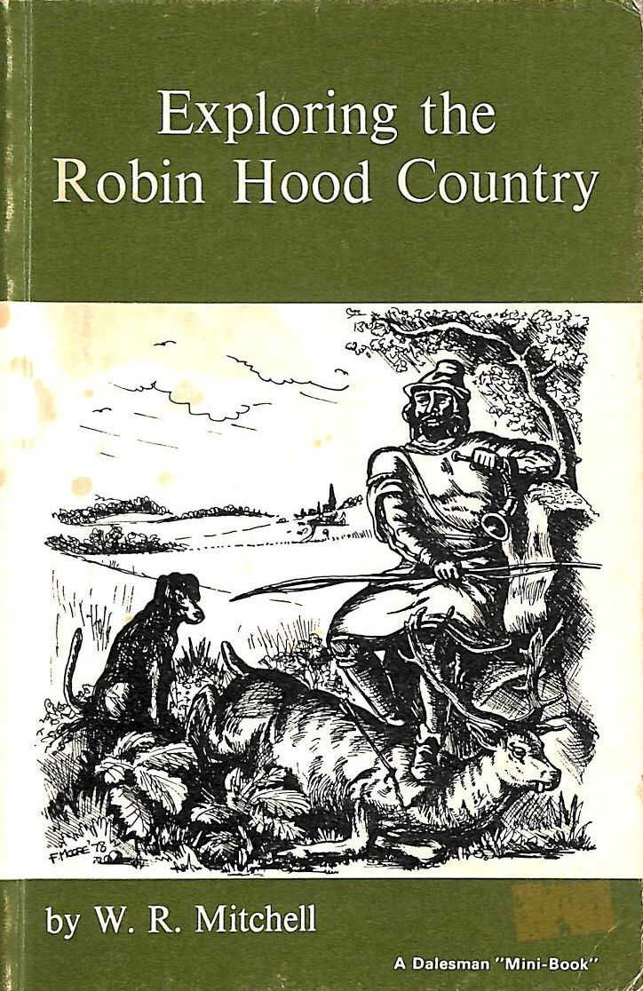 Image for Exploring the Robin Hood Country (Mini Books)