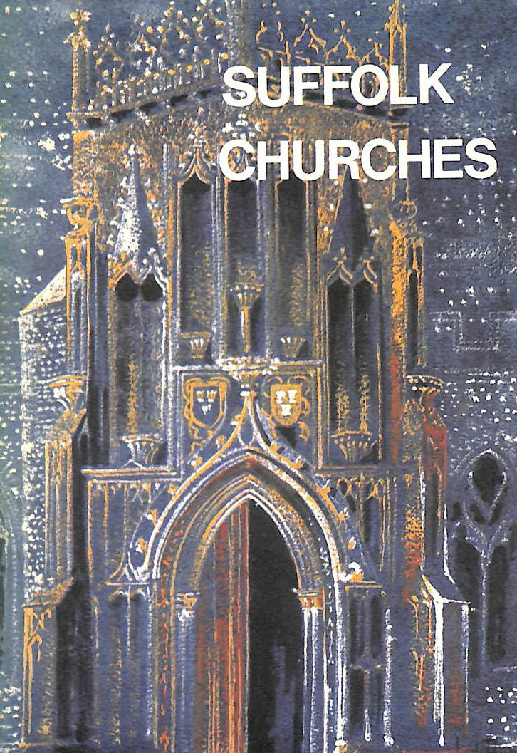 Image for Suffolk Churches: A Pocket Guide