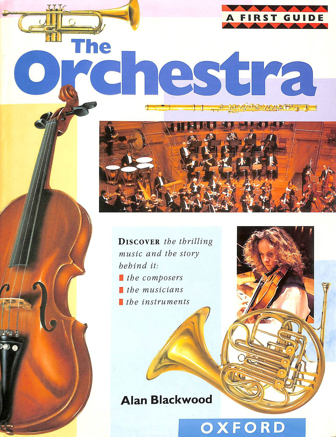 Image for A First Guide to the Orchestra