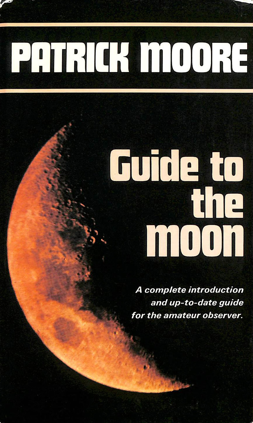 Image for New guide to the moon