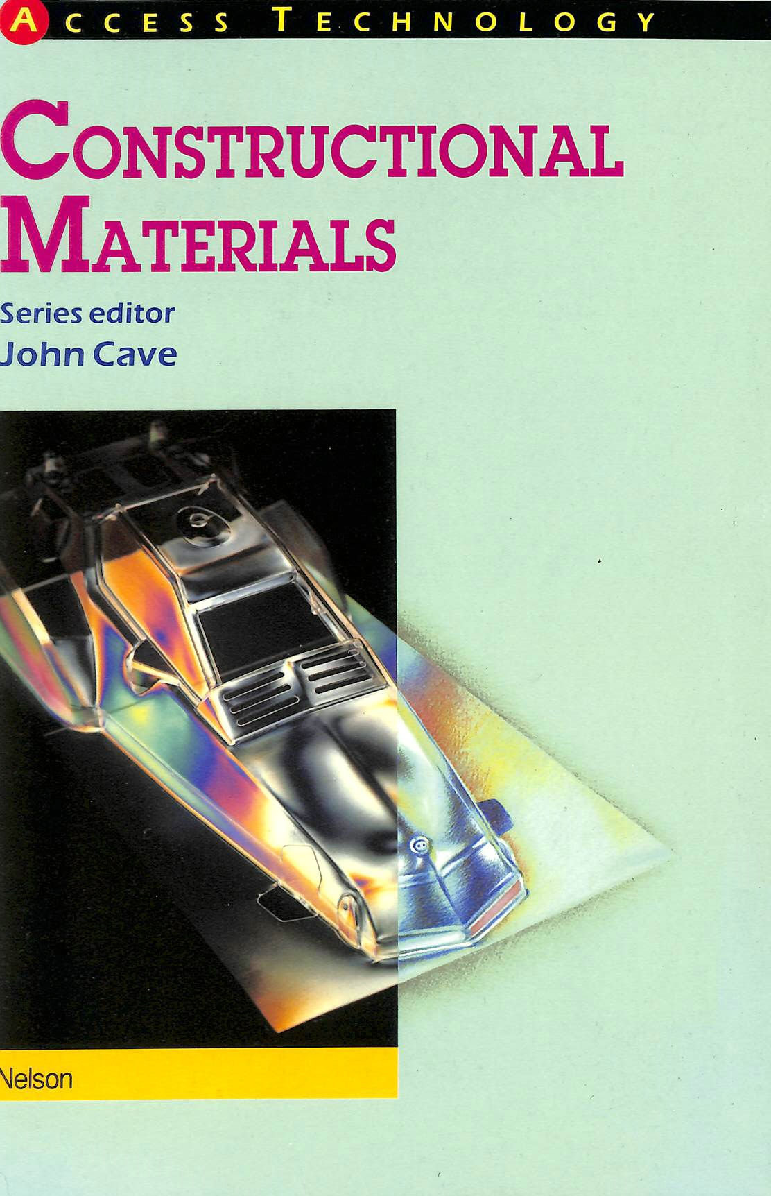 Image for Constructional Materials (Access Technology)