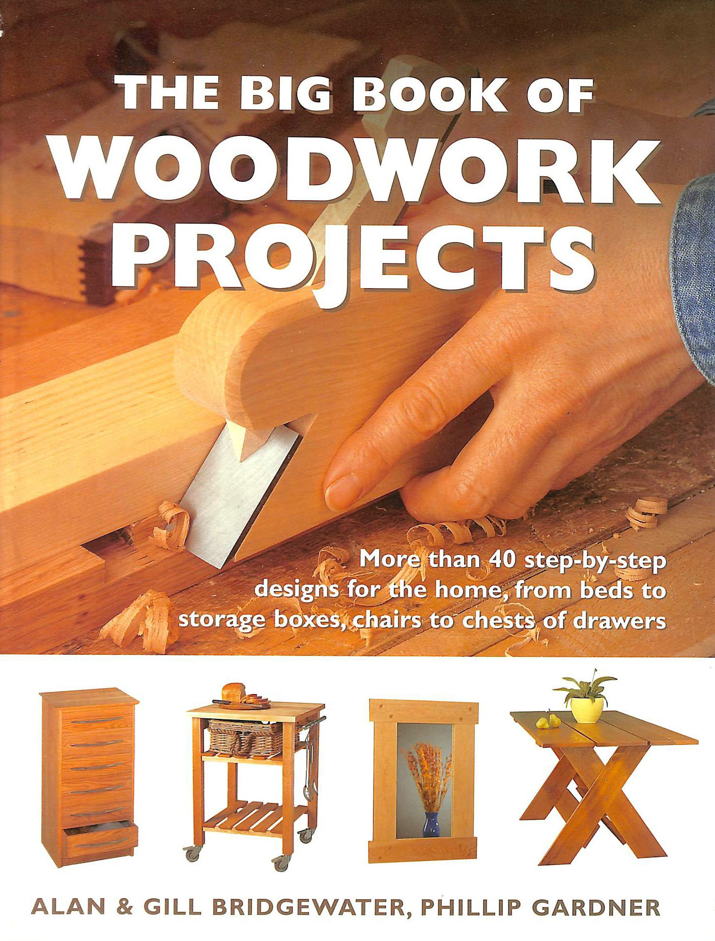 Image for The Big Book of Woodwork Projects