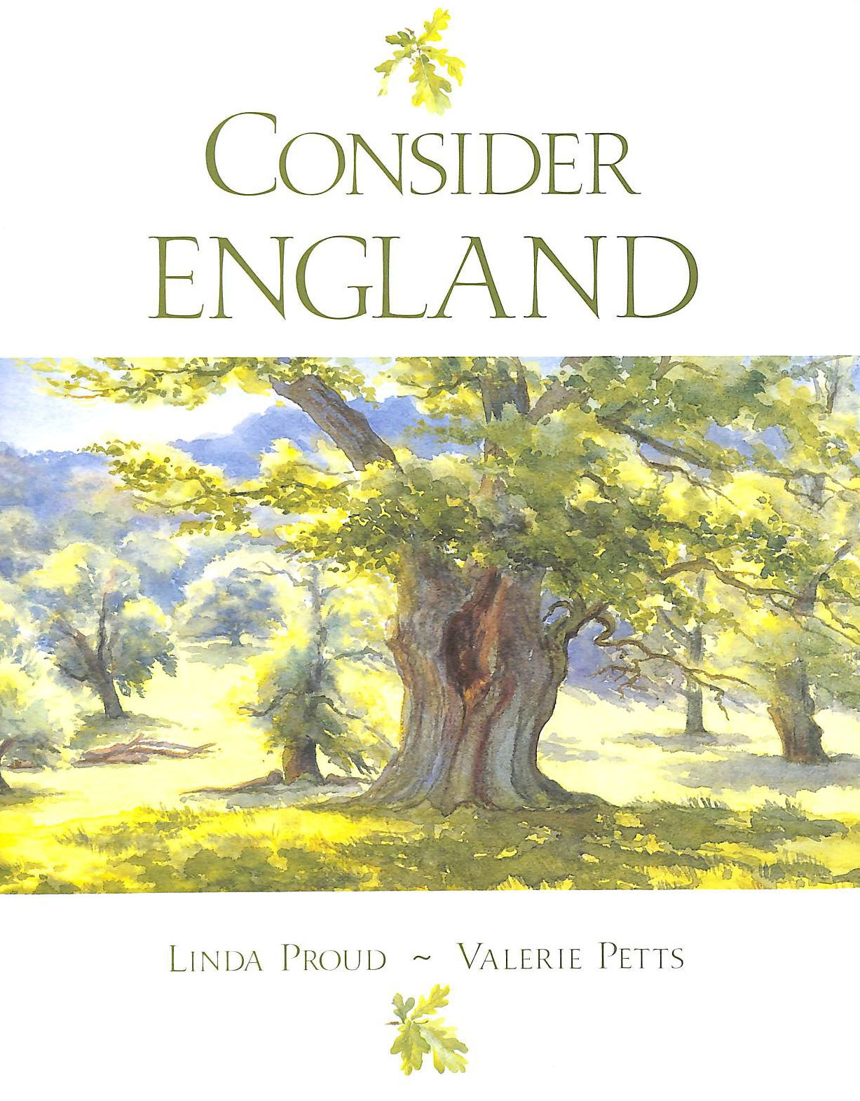 Image for Consider England