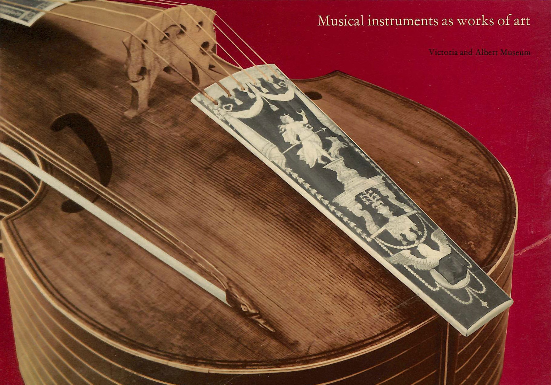 Image for Musical Instruments as Works of Art
