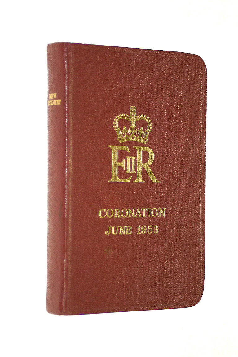 Image for New Testament Coronation Edition