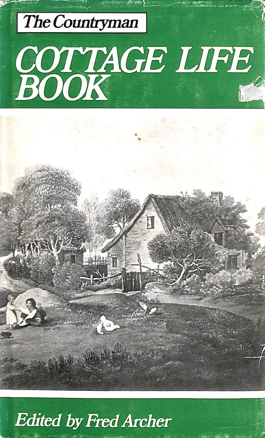 Image for Cottage Life Book