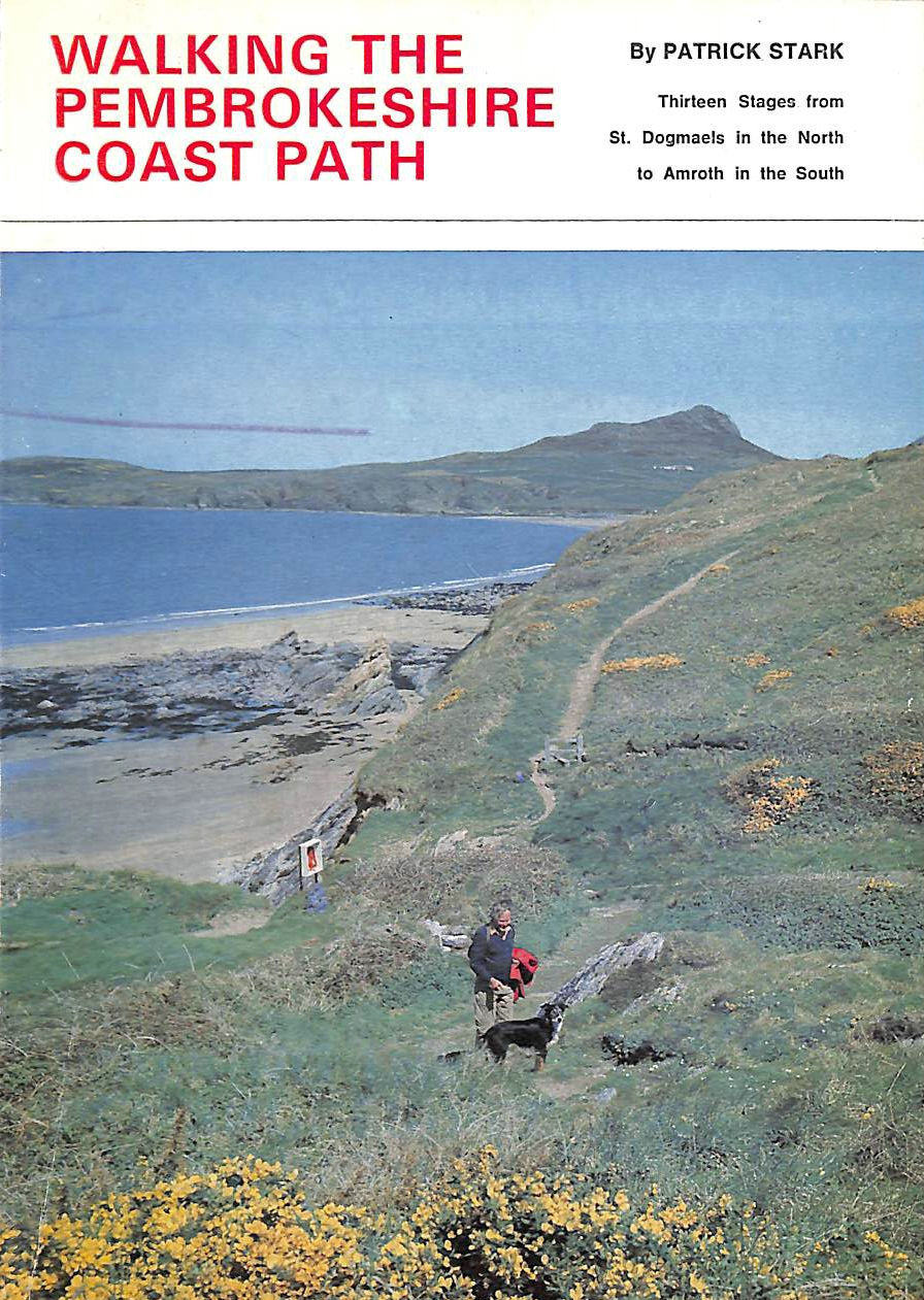 Image for Walking the Pembrokeshire Coast Path