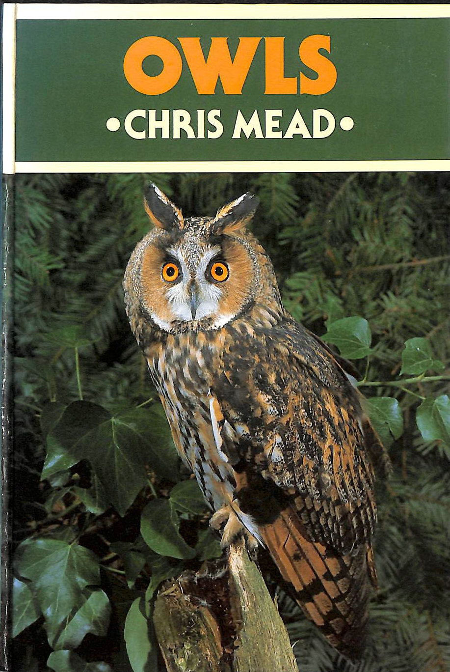 Image for Owls:Old edition (British Natural History Series)