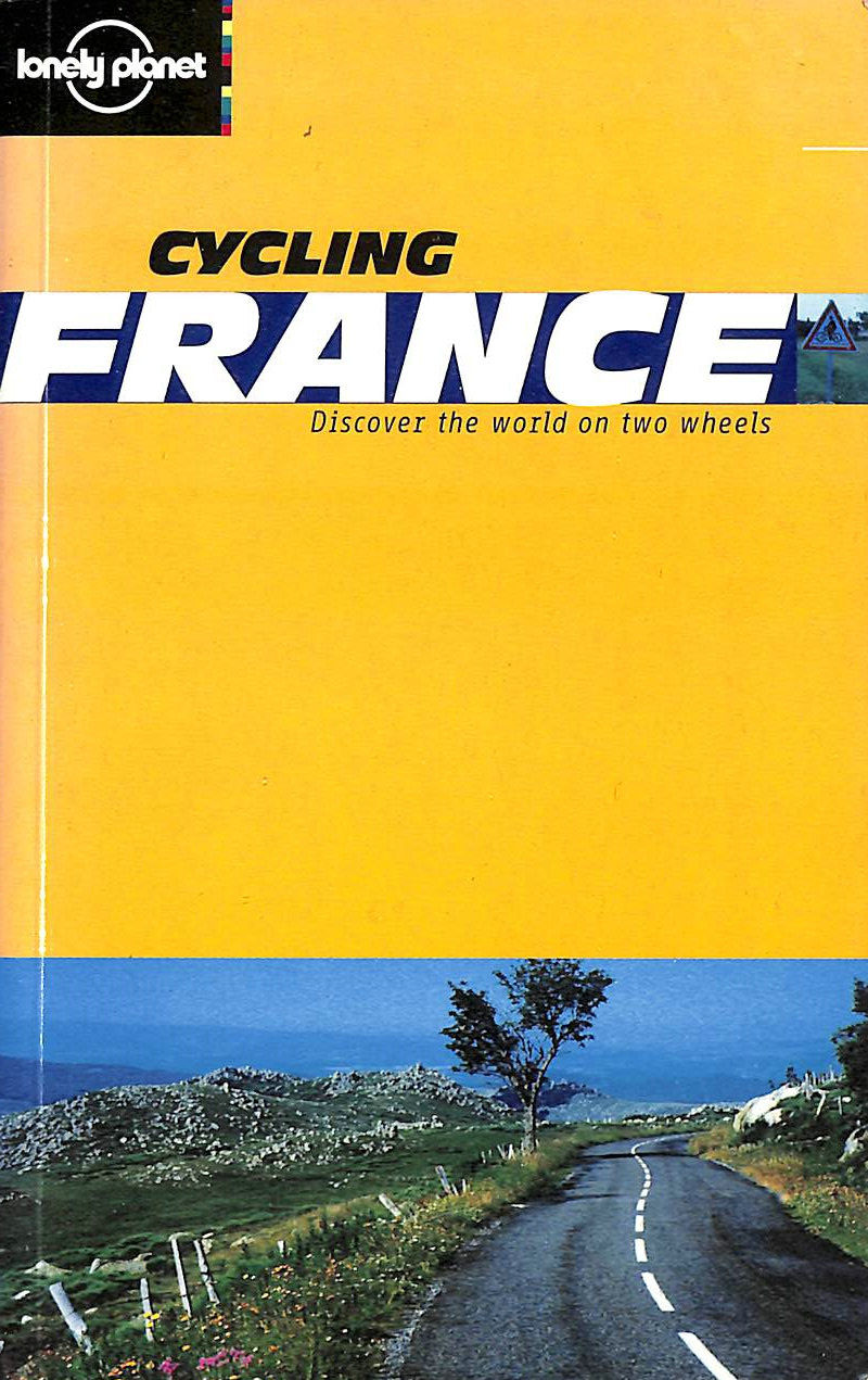 Image for France (Lonely Planet Cycling Guides)