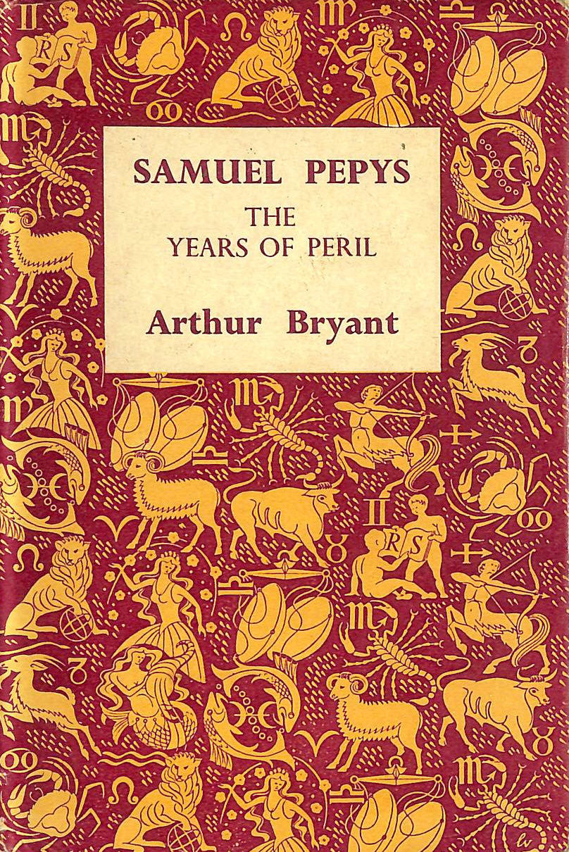 Image for Samuel Pepys : the years of peril