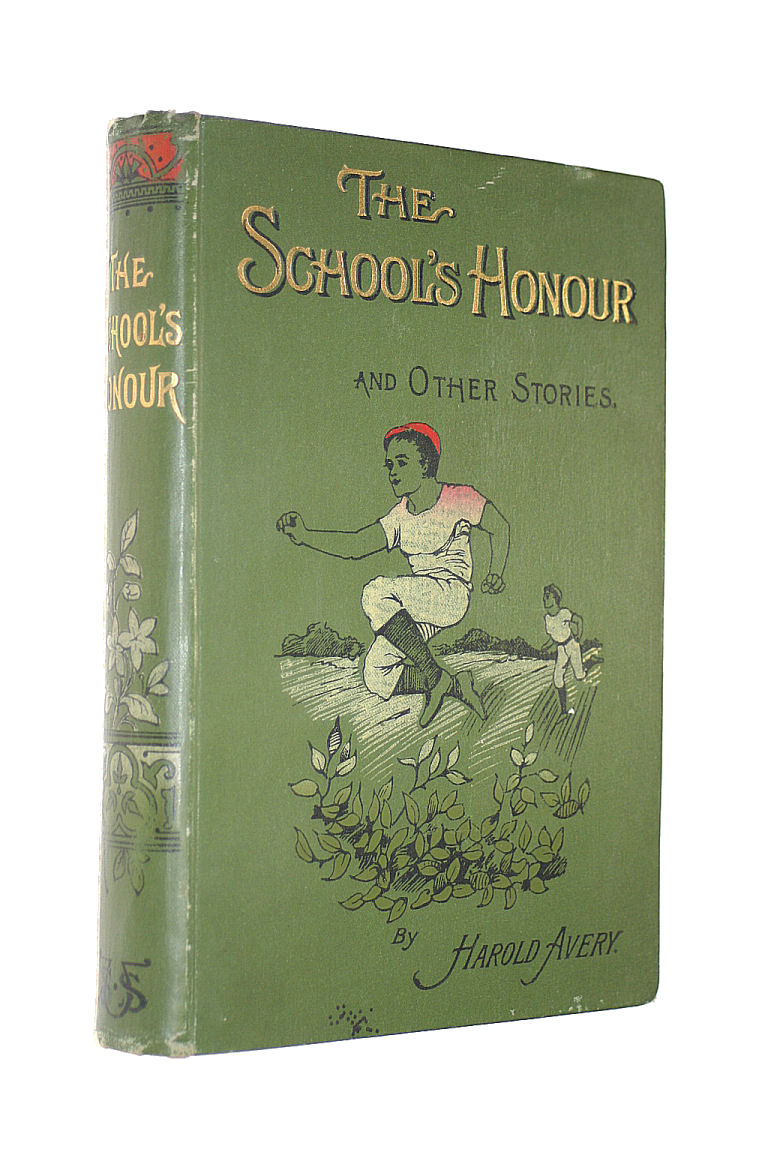 Image for School's Honour and Other Stories