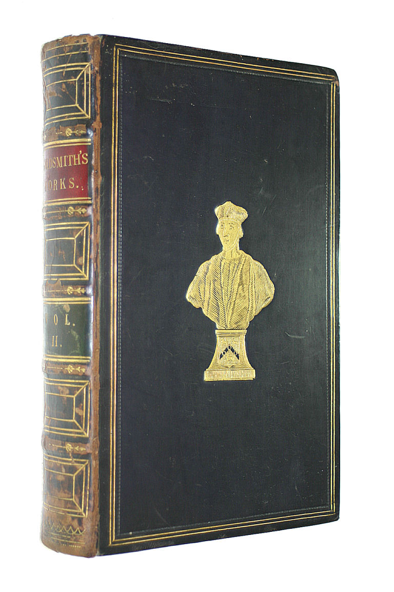 Image for The Works of Oliver Goldsmith. Vol 4