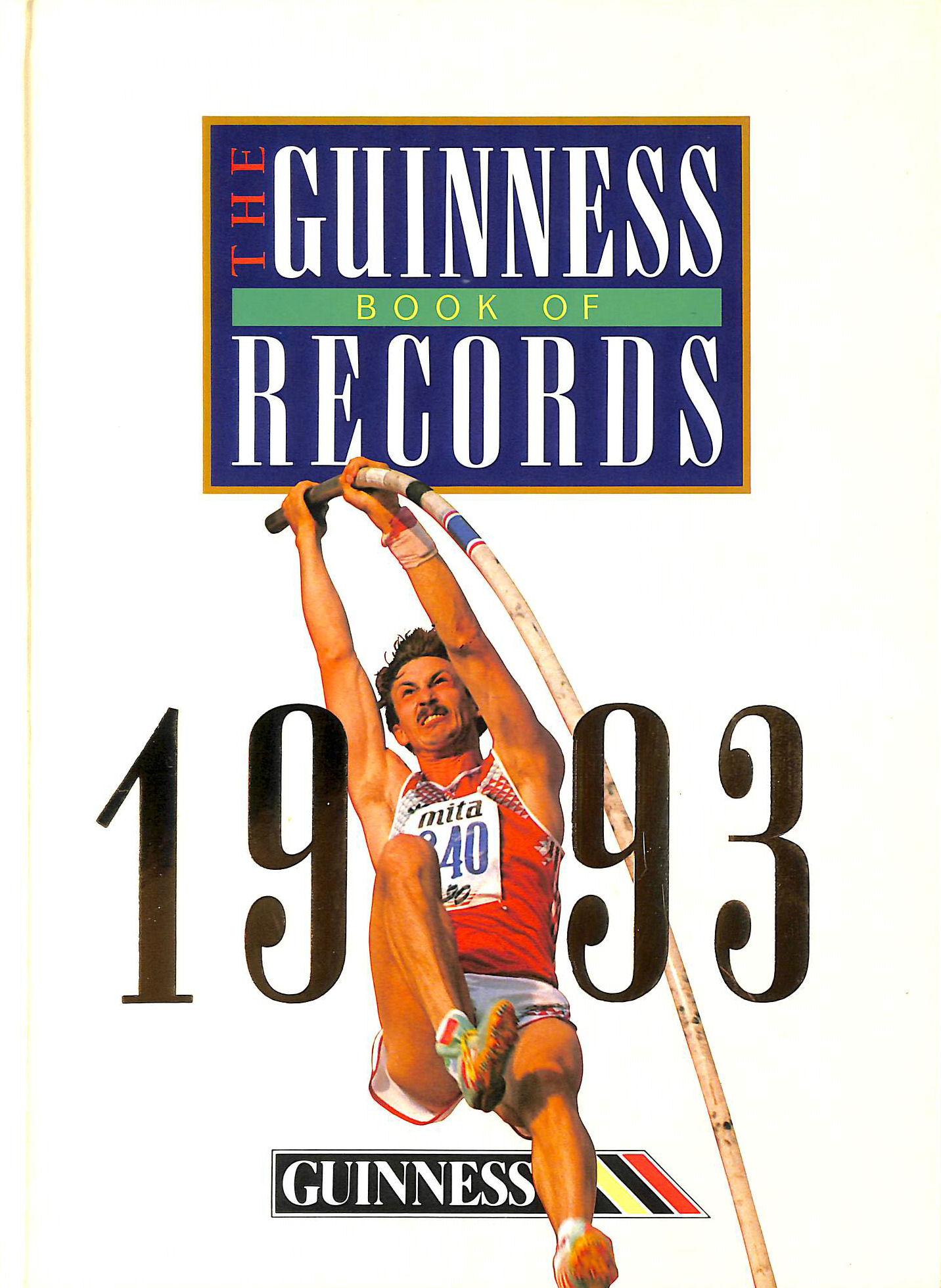 Image for The Guinness Book of Records 1993