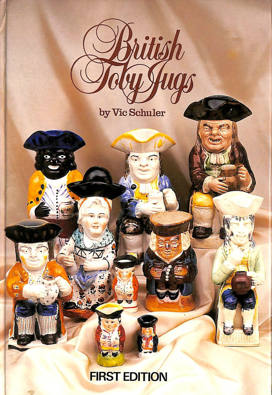 Image for British Toby Jugs