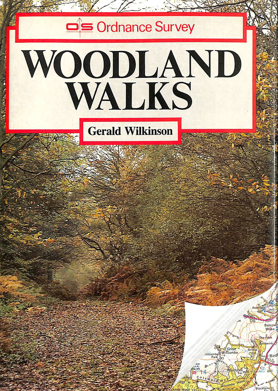 Image for Ordnance Survey Woodland Walks