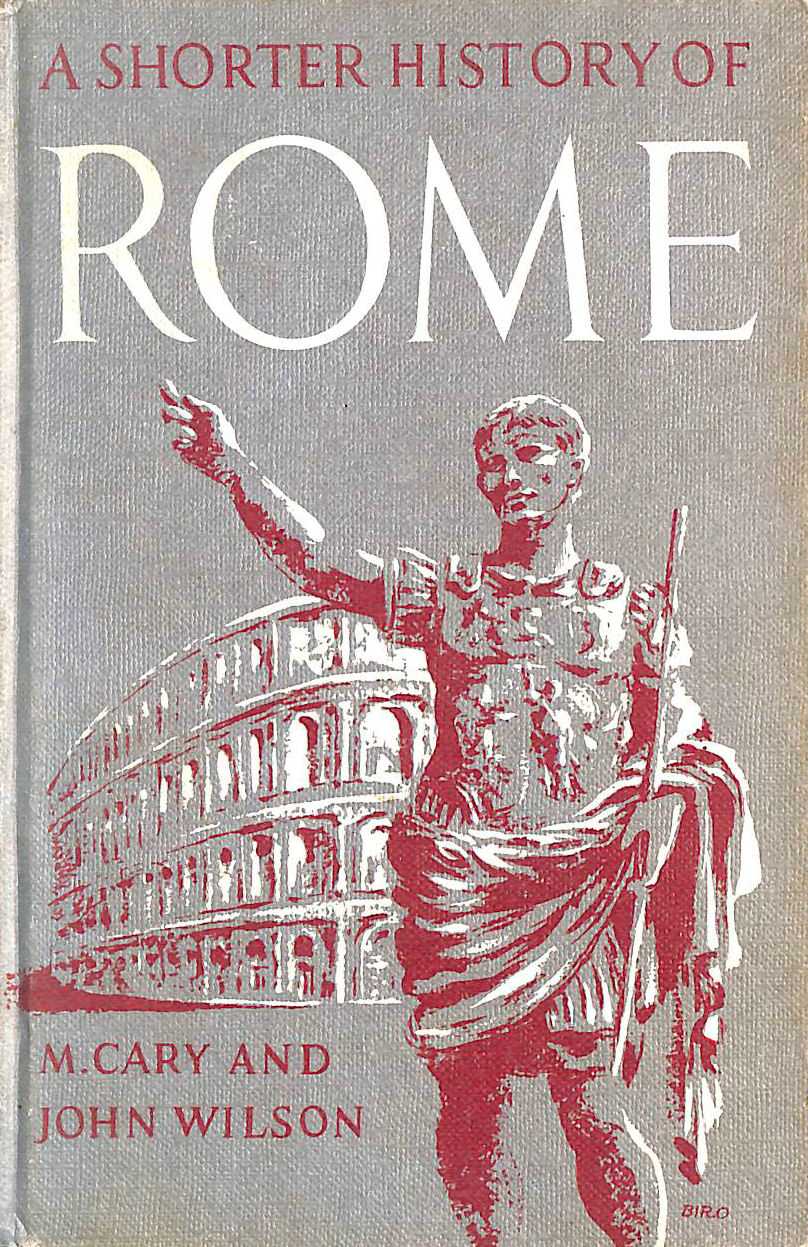 Image for Shorter History of Rome