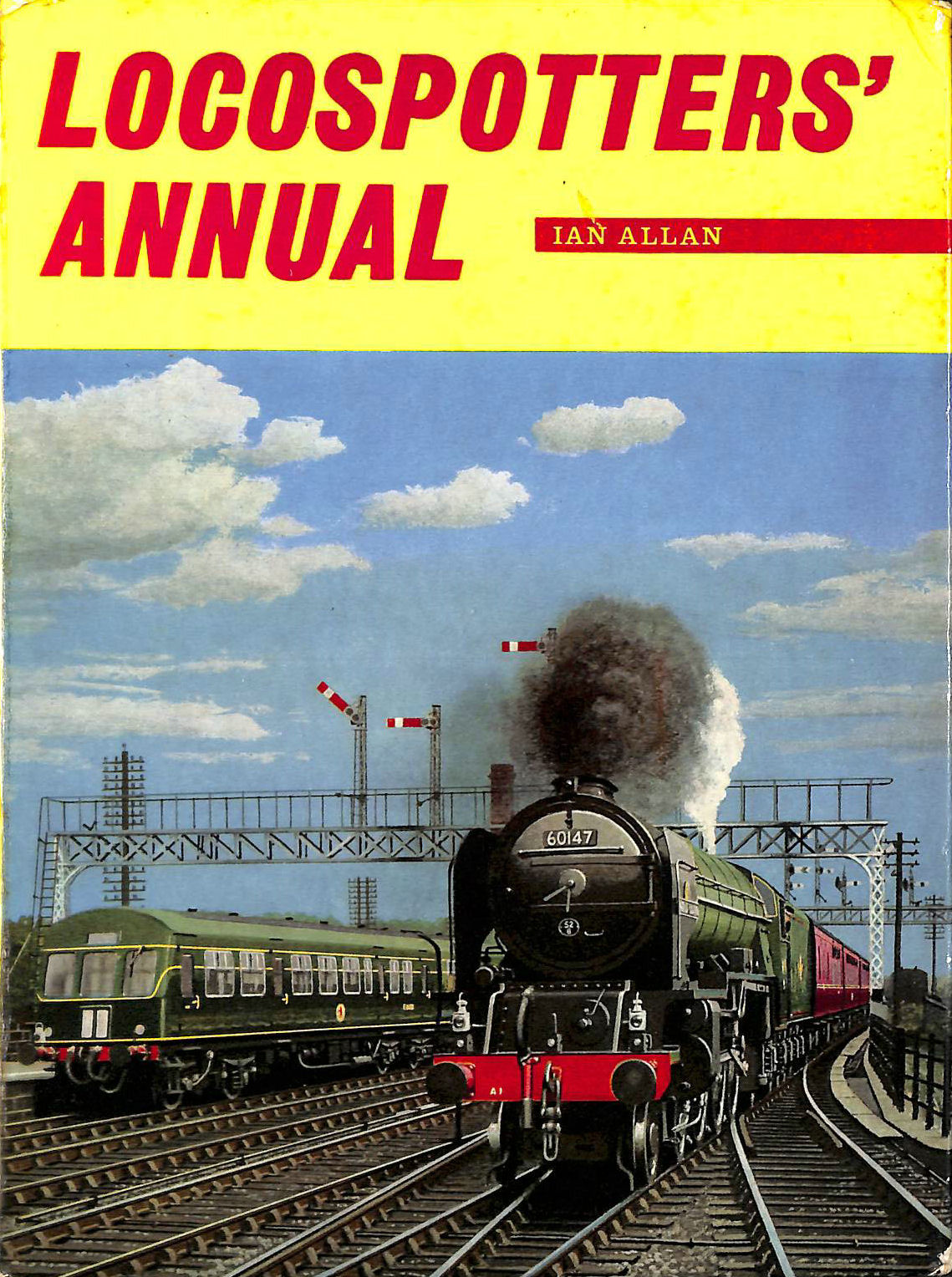 Image for Locospotters Annual 1964