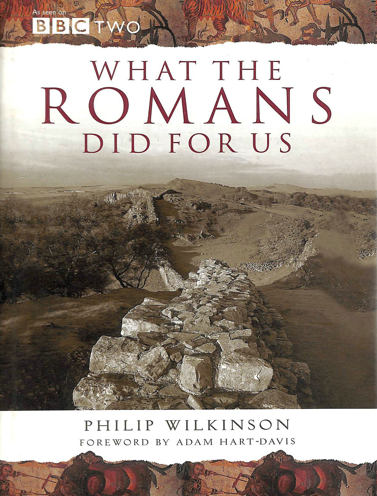 Image for What the Romans Did For Us