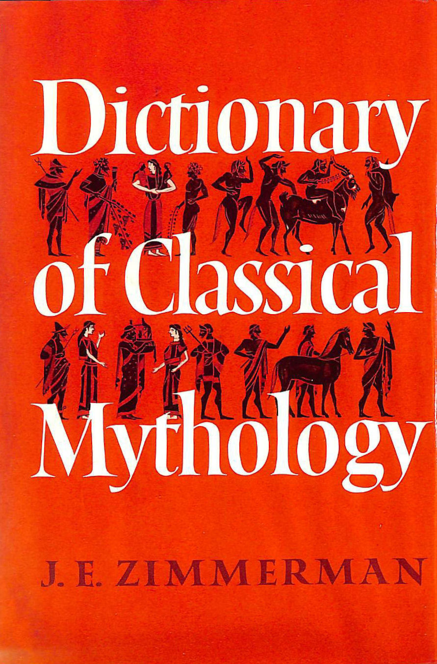 Image for Dictionary of classical mythology