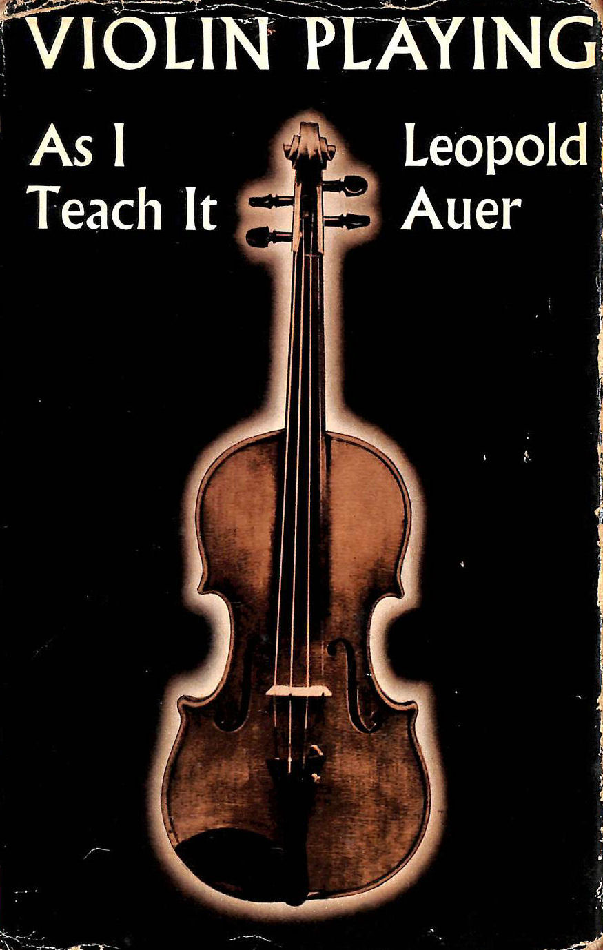 Image for Violin Playing as I Teach it