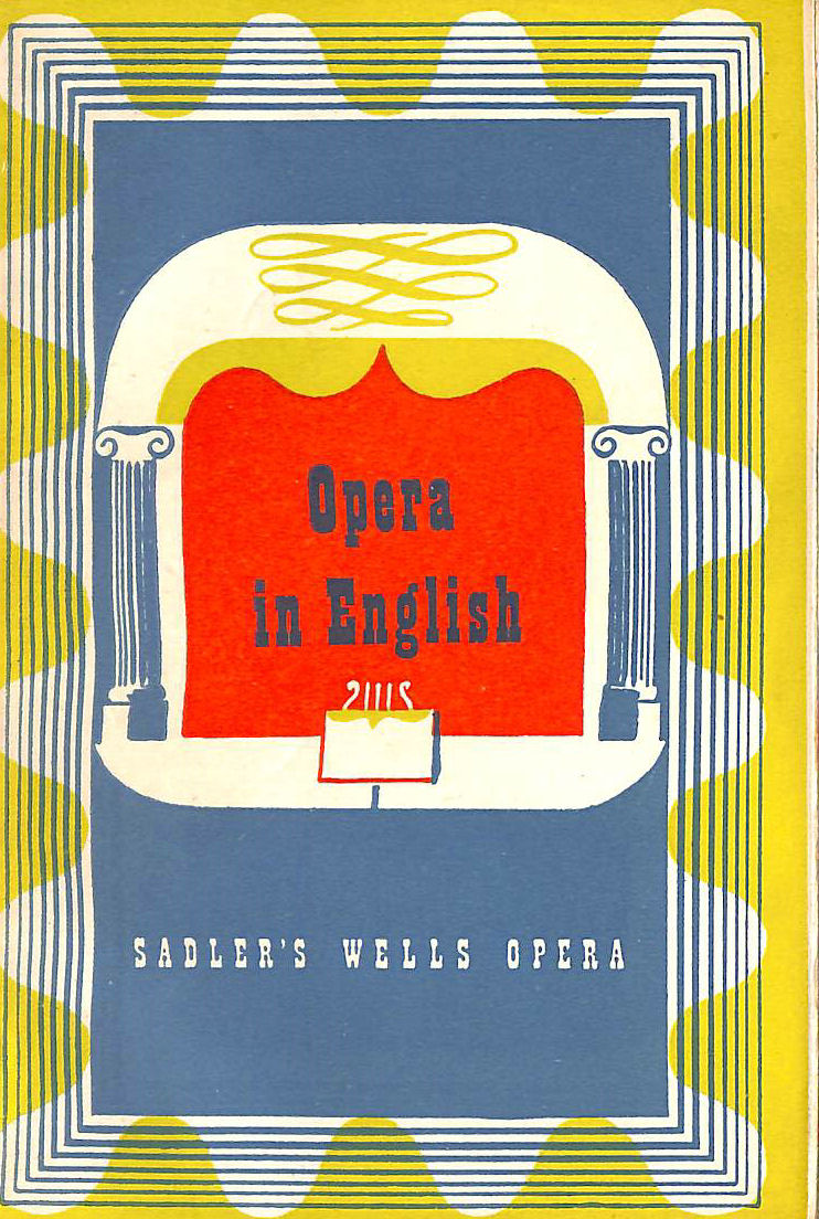 Image for Opera in English