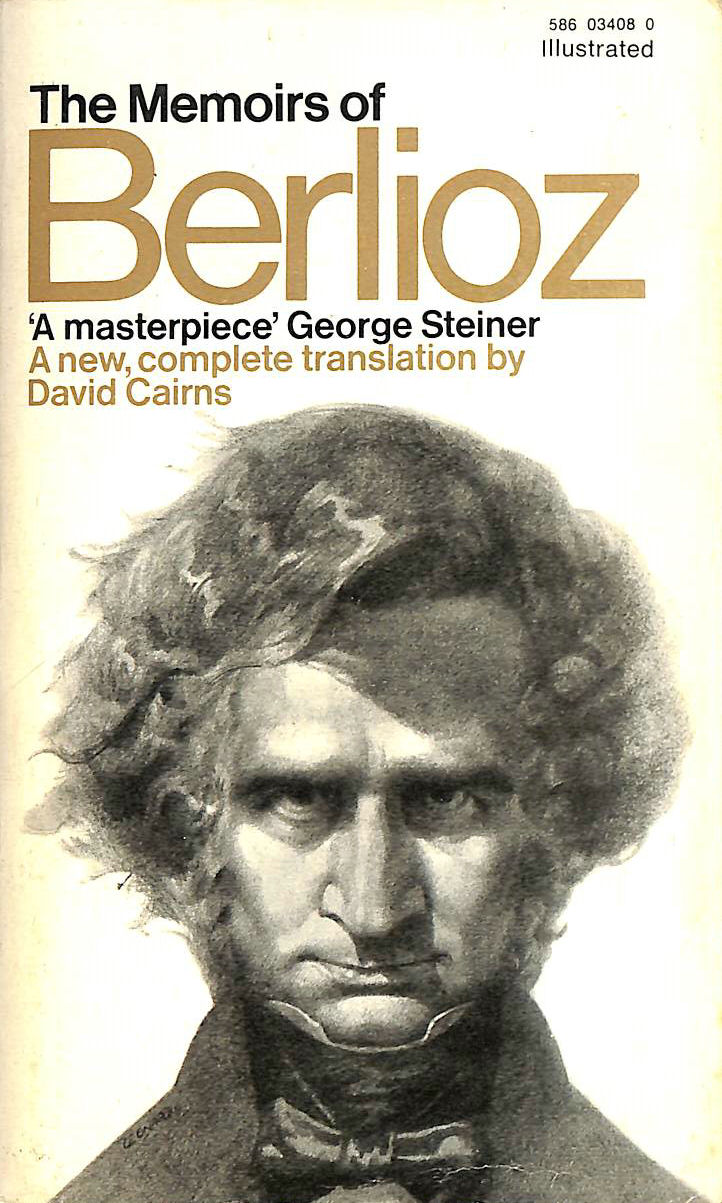 Image for The Memoirs of Berlioz (Panther arts)