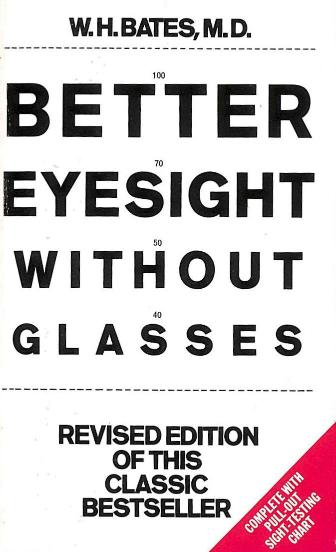 Image for Better Eyesight without Glasses